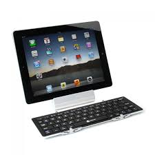 iClever <b>Portable Folding Keyboard</b>, Bluetooth Wireless Tablet ...