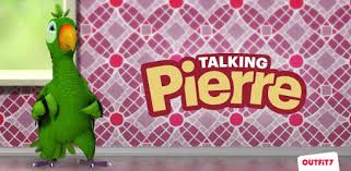 Talking Pierre the <b>Parrot</b> - Apps on Google Play