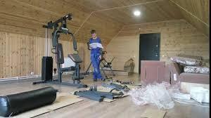 <b>Силовой комплекс Oxygen</b> Fitness <b>Spartan</b> - YouTube