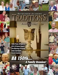 fall traditions by bethlehem academy issuu
