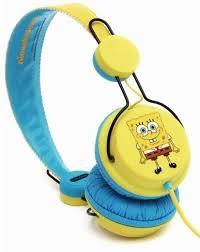 Детские <b>наушники Coloud SpongeBob</b>