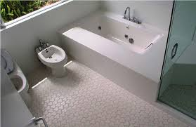 white bathroom floor: beautiful white bathroom floor tile ideas in interior design for house with white bathroom floor tile