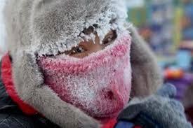 Сильные морозы продолжают удерживать всю территорию США