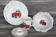 Купить детский набор Galineczka W010-пожарная машина ...