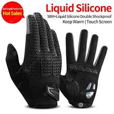 <b>RockBros</b> Cycling Winter Thermal Warm <b>Touch Screen</b> Anti-Skid ...