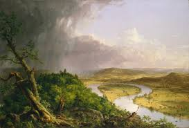 nature s nation rdquo the hudson river school and american landscape view from mount holyoke northampton massachusetts after a thunderstorm the oxbow