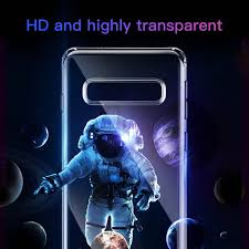 <b>Baseus Phone Case For</b> Samsung S10 Ultra Thin Transparent Clear ...