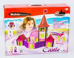 <b>Конструктор Modular</b> Сказочный <b>замок 85</b>+1 деталей | Купить ...