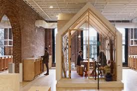 airbnb headquarters portland oregon airbnb office london threefold