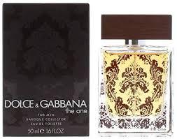 Dolce & Gabbana <b>The One Baroque</b> Collector Eau De Toilette ...