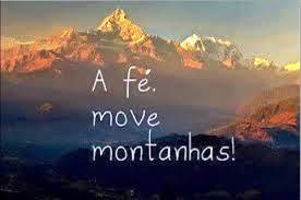 Resultado de imagen para mover as montanhas
