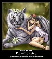 Resultado de imagen para tigre con frases horoscopo chino