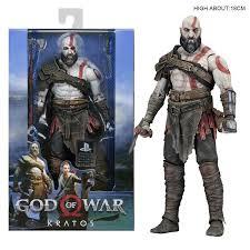 <b>Neca 7</b>″ <b>God of</b> War 4 Kratos Ghost of Sparta PVC Action Figure ...