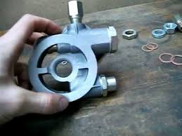 Охладитель <b>масла</b> двигателя: назначение, особенности ...
