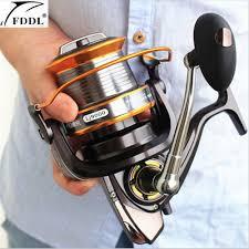 <b>FDDL</b> 3000-9000 metal trolling long spinning fishing reel | Shopee ...