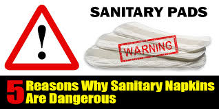 <b>Sanitary Pads</b>: 5 Reasons Why <b>Sanitary Napkins</b> Are Dangerous ...