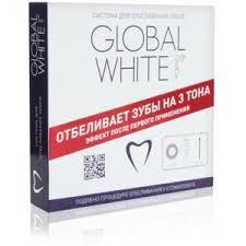 <b>Отбеливание</b> зубов система <b>Global White</b> 6% | Отзывы ...