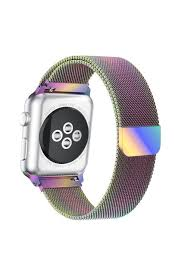 <b>Ремешок EVA Milanese Loop</b> Stainless Steel для Apple Watch 42 ...
