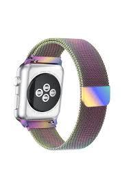 <b>Ремешок EVA Milanese</b> Loop Stainless Steel для Apple Watch 42 ...