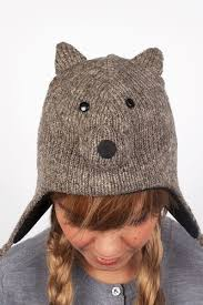 <b>Шапка KNITWITS</b> Squirrel (Grey) | www.gt-a.ru