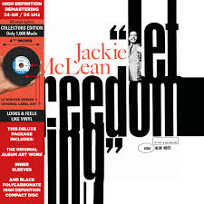 <b>Jackie McLean</b> – CD – <b>Let</b> Freedom Ring – Culture Factory