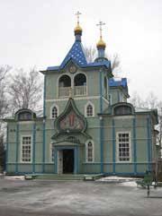 Серафимовское Мемориальное кладбище - Poxoronka