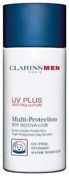 Clarins <b>Защитный флюид</b>-<b>экран</b> UV Plus Anti-Pollu... — купить по ...