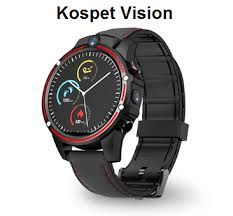 <b>Kospet Vision 4G</b> Smartwatch Pros and Cons - Chinese Smartwatches