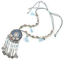 <b>Necklace</b> with <b>Shell</b> and Tassels Promotion-Shop for Promotional ...