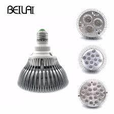 <b>E27 LED Grow</b> Light 85 265V LED Plant Growth Lamp Full ...