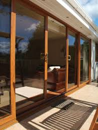 large sliding patio doors:  french large