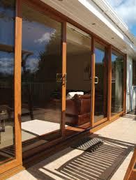 large sliding patio doors:  french large