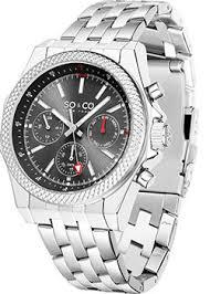 Наручные <b>часы Stuhrling</b> Original с серым циферблатом ...