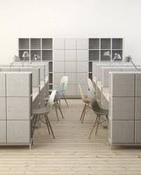 this sound absorbing office furniture was designed to quieten open plan workspaces awesome open office plan coordinated