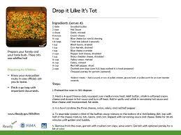 Recipe for Disaster- <b>Drop it Like Its</b> Tot