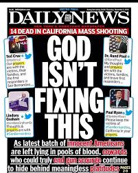 Image result for god isn't fixing this headline