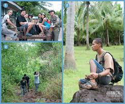 journey to calayan island juanch for the road another kuliglig ride took us to the trail leading to the jungle 2