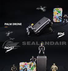 <b>Mini Folding Unmanned</b> Aerial Vehicle <b>Luggage Drone</b> With ...