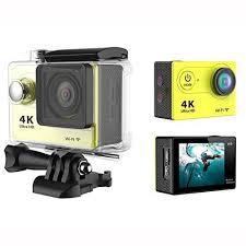 Haip Waterproof WiFi <b>Ultra</b>-<b>HD 4K Action</b> Sports Camera Review