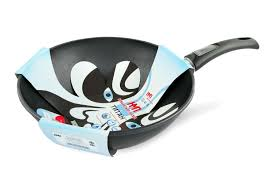 """<b>Сковорода</b> """"<b>Вок</b>"""", """"Титан"""", литая, Ø30 - <b>Нева металл посуда</b>"""