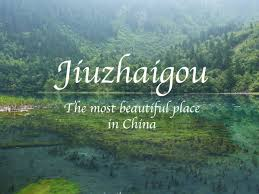 jiuzhaigou the most beautiful place in bunch of backpackers