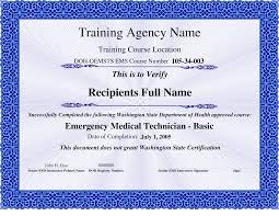doc education certificate education certificate templates training course certificate template training completion award