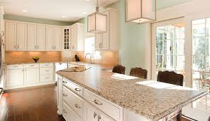 painted kitchen cabinets vintage cream: richly detailed u shaped kitchen centers dark wood cabinetry around large white painted wood antique white kitchen cabinets home design modern