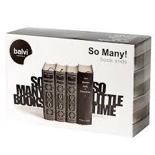 "<b>Держатель для книг</b>"" <b>So</b> many!"" бренда Balvi – купить по цене ..."