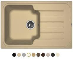 <b>Кухонная мойка FLORENTINA Таис</b> 760, купить в интернет ...