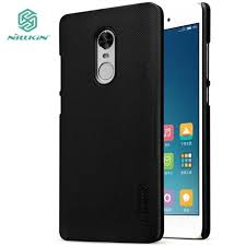 for Xiaomi Redmi Note 4 <b>Nillkin</b> Super Frosted <b>Shield Hard</b> Back PC ...
