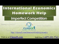 Visit http   classof  com homework help economics homework help