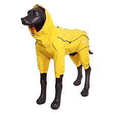 <b>Комбинезон для собак RUKKA</b> Protect overall 2.0 30см желтый ...