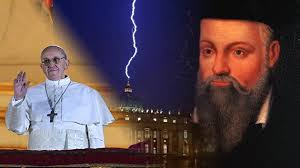 Resultado de imagen de Las profecias de Nostradamus avisan del fin de la Iglesia y el Anticristo.