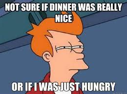 Unsure Fry memes | quickmeme via Relatably.com